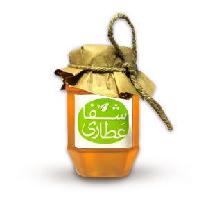 عسل طبیعی - یک کیلویی