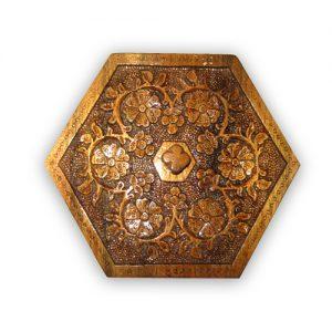 منبت گزخوری شش ضلعی - گلپایگان